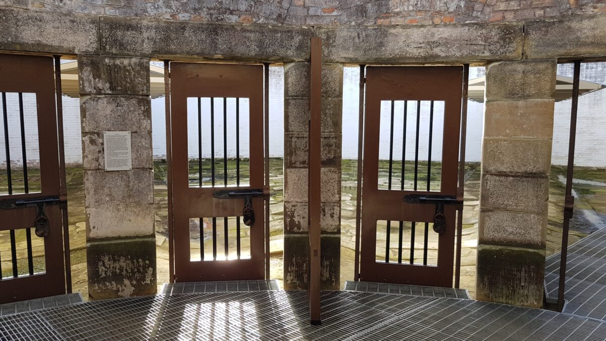 Port Arthur convict prison