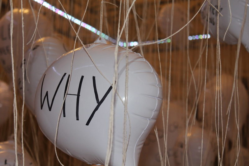 Why? Thought balloon